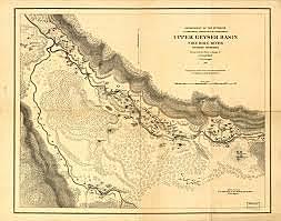 első napi térkép