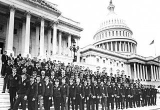 1969- The washington conference begins
