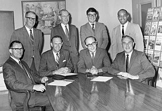 1971- The National FFA Alumni Association is established.