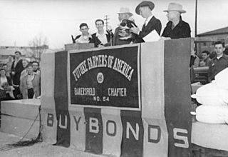 1944 - FFA Members Join in the War Effort