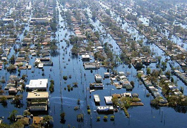 Inundacions a Buenos Aires, La Plata (Fet climàtic).