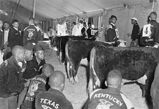 1935 - New Farmers of America founded in Tuskegee, Ala.
