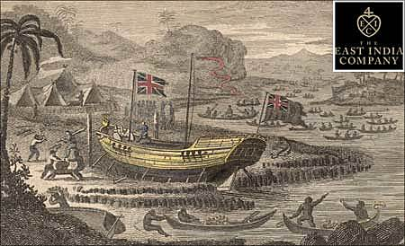 British East India Company faces bankruptcy
