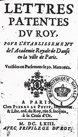 Royal Academy of Dance established