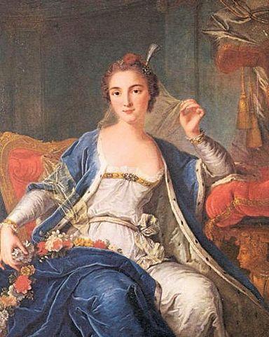 Marie Sallé appears as Venus in Pygmalion