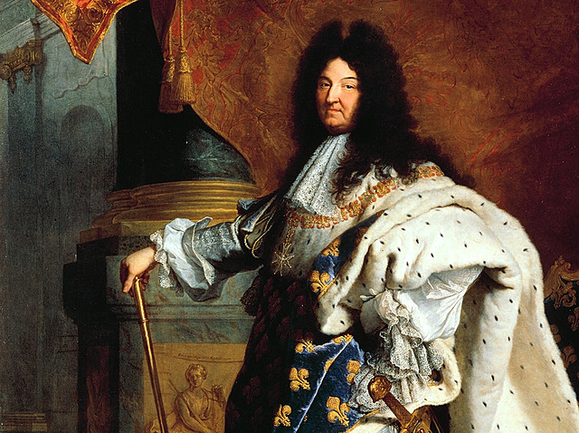 King Louis XIV Retired from the Stage