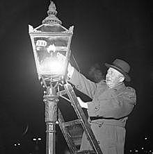 Gas Lighting Came to the Paris Opera