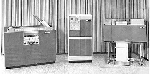 COMPUTADORAS DE SEGUNDA GENERACIÓN - IBM 1401