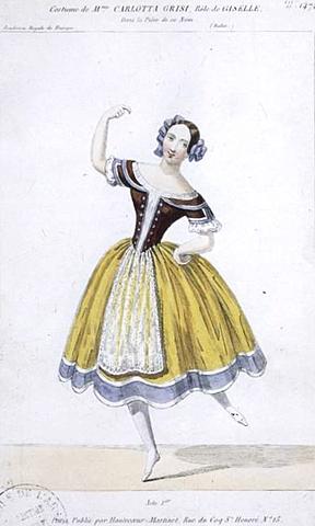 Giselle Premiered at Paris Opera