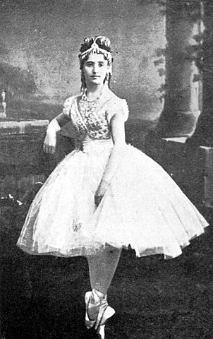 Coppélia, The Girl with Enamel Eyes