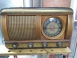 Computadora con válvulas de radio