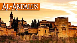 HISTORIA DE AL-ANDALUS timeline
