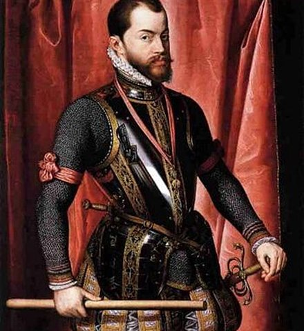 L'Imperi hispànic de Felip II