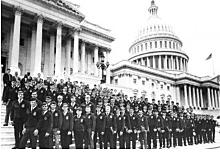 1969 - The Washington Conference (now Washington Leadership Conference — WLC) begins.