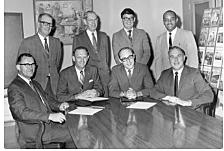 1971 - The National FFA Alumni Association is established.