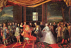 Tractat dels Pirineus i partició de Catalunya