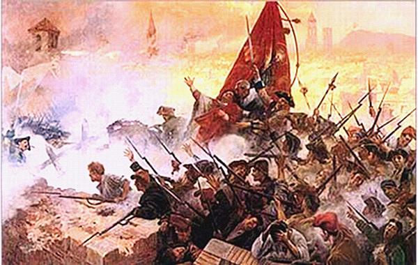 L'11 de setembre de 1714 i l'abolició de les institucions i llibertats civils catalanes