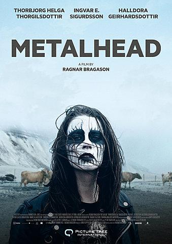 Sortie du film islandais 'Málmhaus' (Metalhead en anglais)