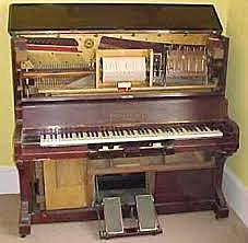 Pianola Invented