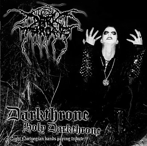 Album hommage 'Darkthrone Holy Darkthrone'