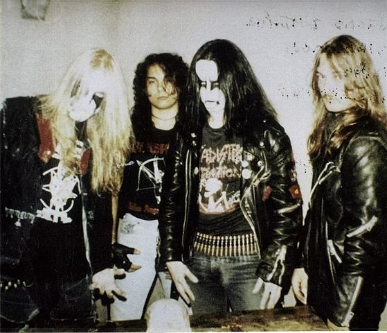 'Dead' rejoint 'Mayhem' comme chanteur