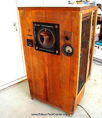 First Modern Electrical Loudspeaker Patented