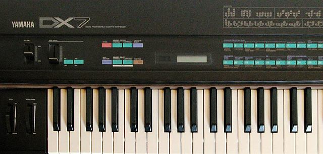 First Commercial Digital Synthesiser