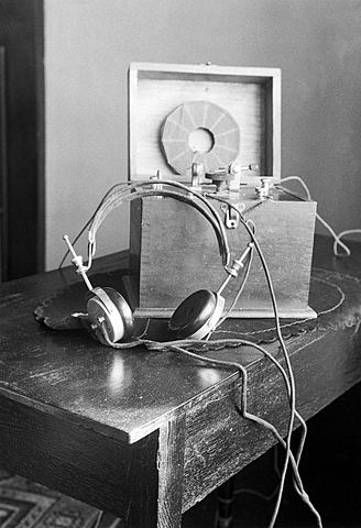 Headphones Invented