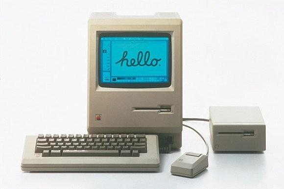 Apple Markets The Macintosh Computer