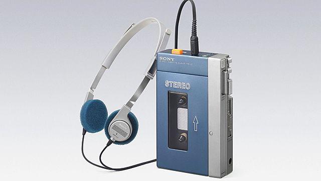 Sony Released The Walkman