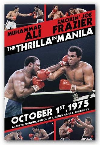 The Thrilla in the Manilla