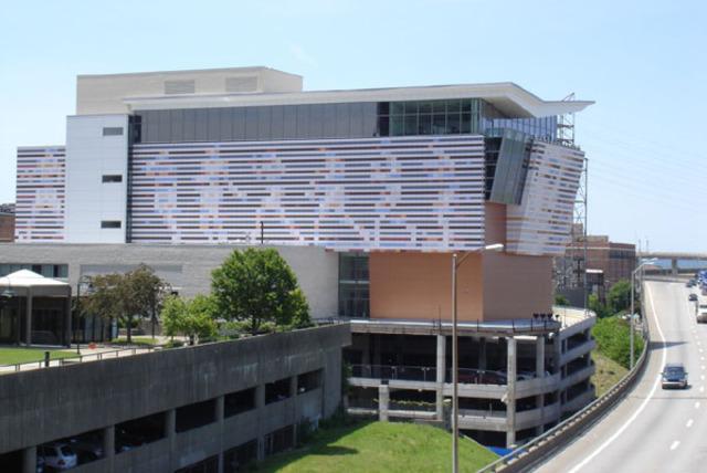 Muhammad Ali Center erected.
