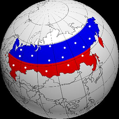 Освоение территории России timeline