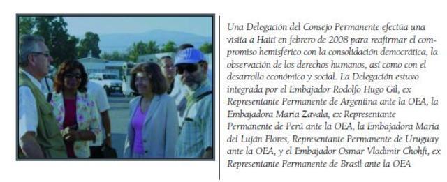 Misión Civil Internacional de la OEA/ONU en Haití