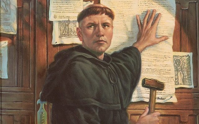 95 Theses by Martin Luther