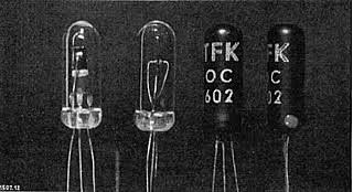 El uso del transistor permite fabricar equipos más pequeños y más rápidos 2ªG