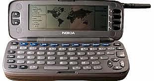Nokia lanza su primer Smartphone