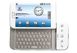 Aparece el primer dispositivo Android de la historia.