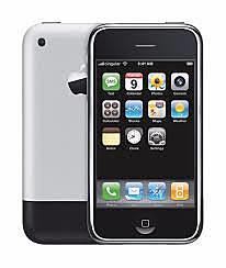Nacen el smartphone iPhone 1.
