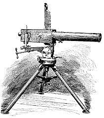 Development of the Machine Gun