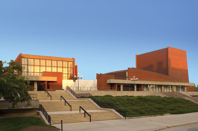 VIP: who made Krannert center possible to build