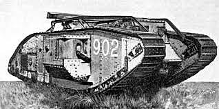 The Development of the First Tank