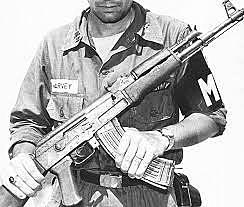 The Development of the AK-47