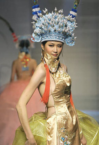 Fashion: China fashion week