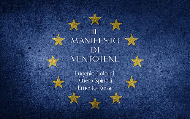 Ventotene's Manifesto
