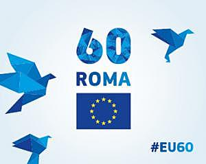 The leader celebrate 60 years of EU in Rome and sign the Declaration of Rome