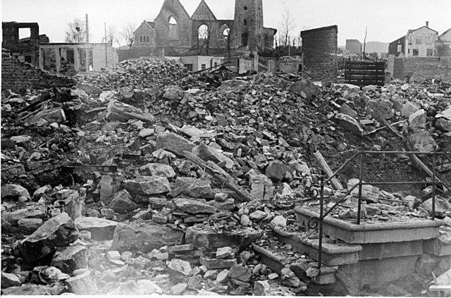 Tyskland etter 2. verdenskrig
