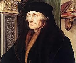Desiderius Erasmus was born