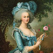 The death of Marie Antoinette