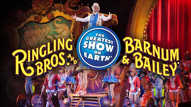 Ringling Bros. And Barnum& Bailey Circus,